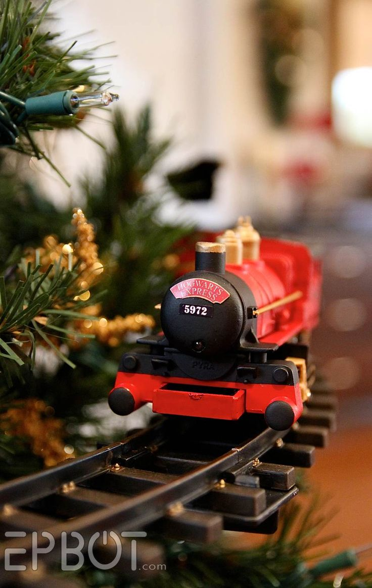 The 25 Best Christmas Train Ideas On Pinterest Train  - Christmas Trains For Under The Tree