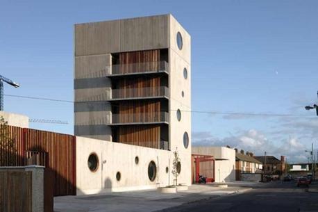 Sean O'Casey Community Centre: O'Donnell & Tuomey