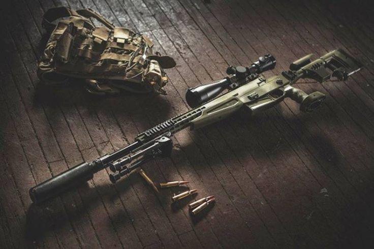 «Калашников» представил новые снайперские винтовки