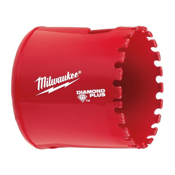Milwaukee 49 56 5640 1 3 4 In Diamond Plus Hole Saw Herramientas Cosas