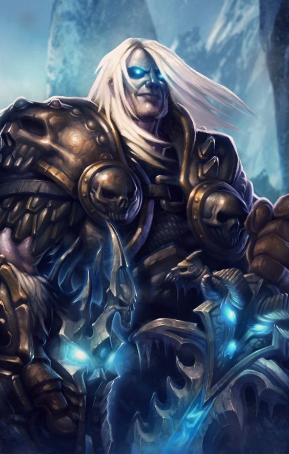 53 best h o s heroes images on pinterest heroes fantasy for Lich king tattoo