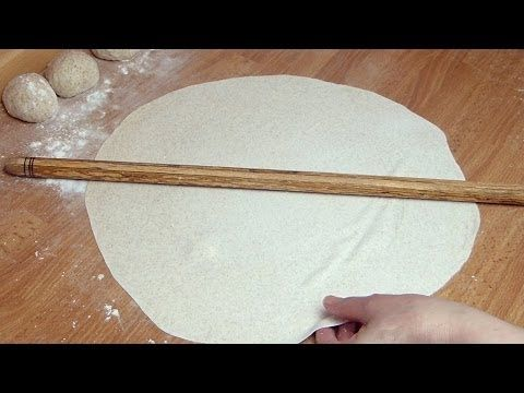 Pane Carasau - the traditional bread of Sardina. It's paper thin and crunchy. YouTube