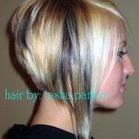 A-line Bob: Trendy Short Haircut for 2014