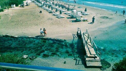 Almiros beach, Crete