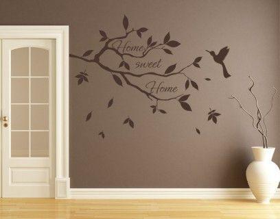 58 best wandtattoo wandsticker wandtattoos wand aufkleber images - wandtattoo wohnzimmer retro