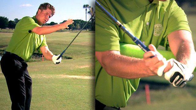 how to get rid of the shanks
