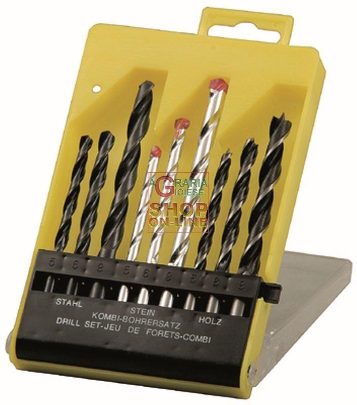 VIGOR SERIE PUNTE HSS-WIDIA-LEGNO IN SCATOLA PLASTICA PZ. 9 MM. 5-6-8 http://www.decariashop.it/accessori-per-decespugliatori/19649-vigor-serie-punte-hss-widia-legno-in-scatola-plastica-pz-9-mm-5-6-8.html