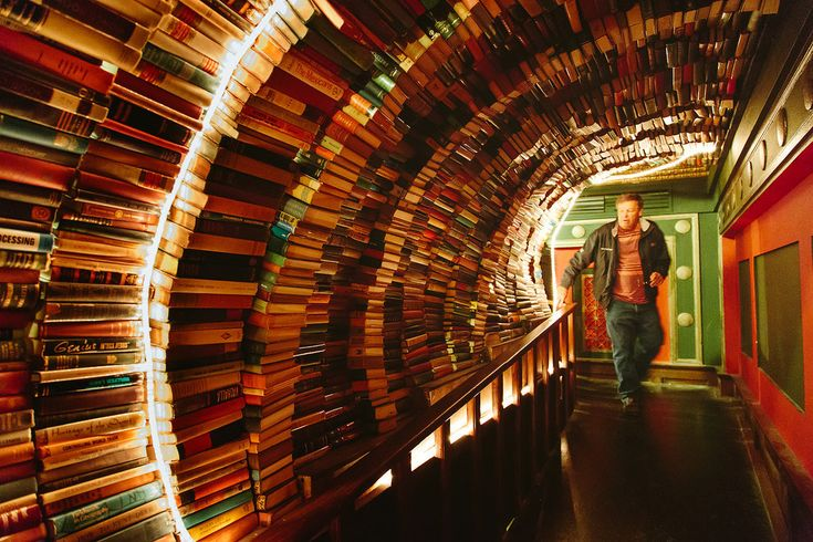 The Last Bookstore, Los Angeles   44 Great American Bookstores Every Book Lover Must Visit