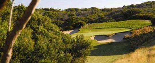 Harmony Bed & Breakfast is surrounded by quality golf courses.