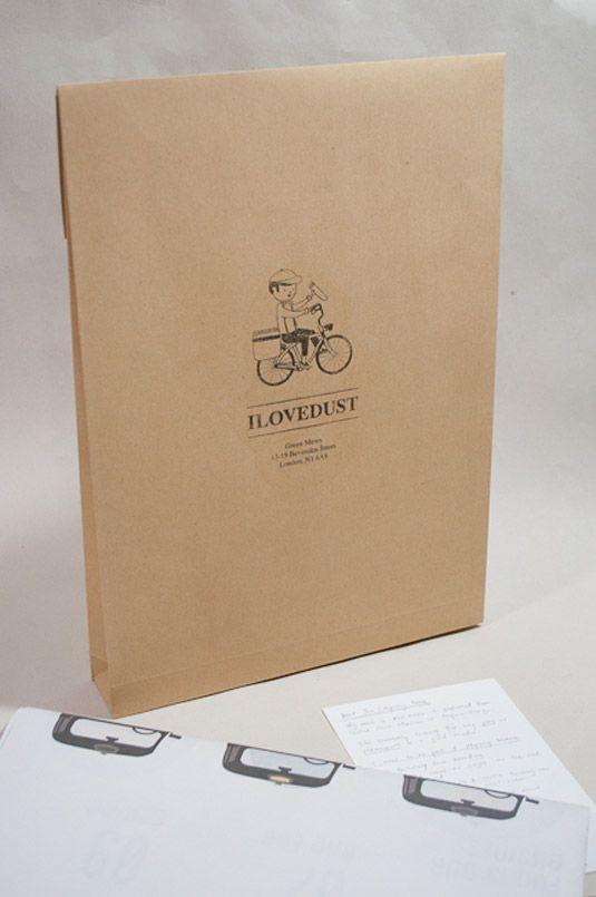 Alex Kwan's envelope design