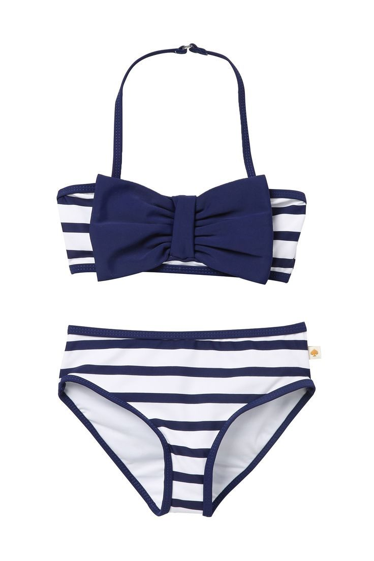 Kate Spade New York Georgia Beach 2 Piece Swimsuit Toddler Little Girls Nordstrom Rack 2 Piece Swimsuits Swimsuits Kid Swim Suits