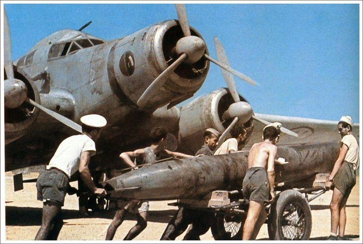 Savoia-Marchetti SM.79 Sparviero (Sparrowhawk)