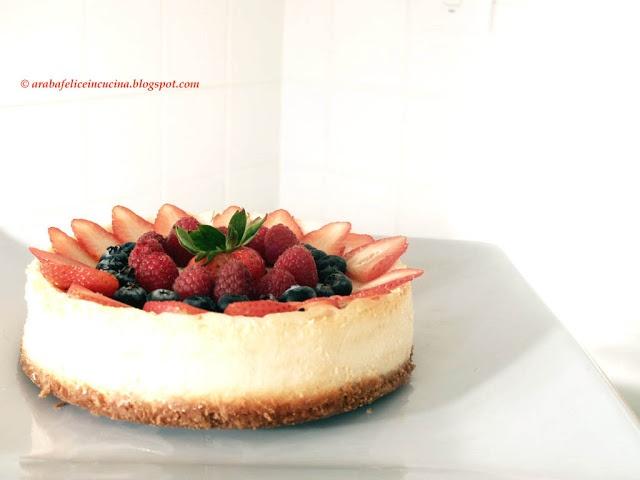 New York Cheesecake (provata! 9/10)