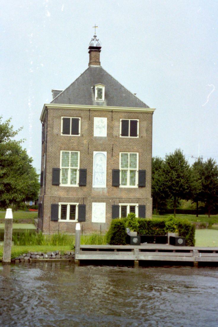 """Huygens museum """"Hofwijck"""" Voorburg Museum, Foto's, Holland"""