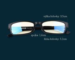 Okuliare na prácu s počítačom a s antireflexnými sklami Vám pomôžu predísť týmto ťažkostiam