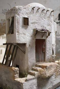 Risultati immagini per case presepe palestinese