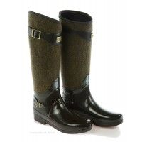 Hunter Ladies' Regent Apsley Wellington Boots - Chocolate | Country Attire