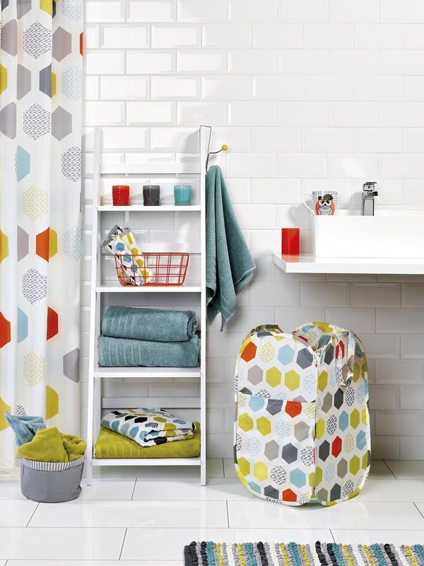 Convierte tu cuarto de baño en un bonito y bien organizado spa personal