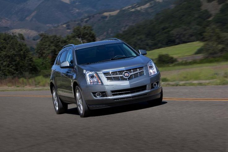 The Cadillac SRX is one of the best used luxury cars you can buy for under $25,000. This modestly sporty and luxurious version of the Chevrolet Equinox features a roomy and comfortable five-passenger interior and packs a strong V6 engine.