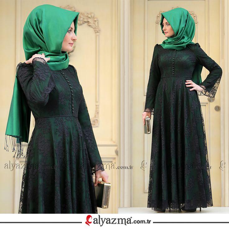 www.alyazma.com.tr tesettür abiye ve elbise modelleri