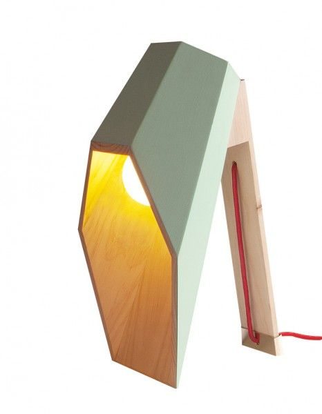 Wood lamp _More on our website: www.designalpino.com
