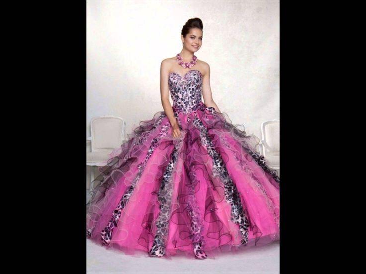 Vestidos De Quince Años Rosa 2014
