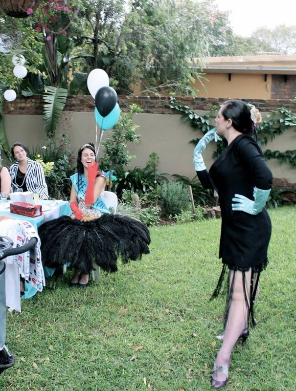 Vintage Cheek Burlesque Bachelorette Parties in Johannesburg and surrounds.With Miss Oh! Burlesque Bachelorette, Bridal Showers, Kitchen Tea(se) and Hen parties!