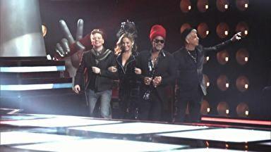 The Voice Brasil | Confira reações dos técnicos do 'The Voice Brasil' que vão marcar a primeira Audição | Globo Play