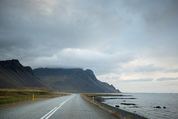 Шоссе №1, Исландия  / Путешествие с комфортом