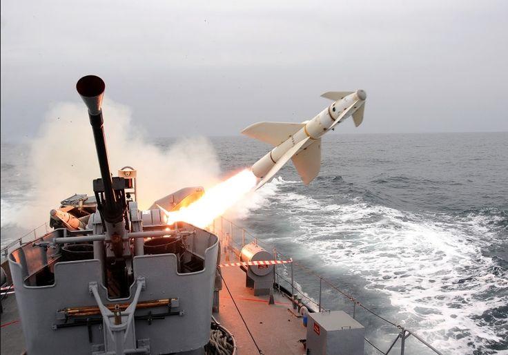 AGM-119 Penguin, Rudal Anti Kapal Buatan Norwegia | https://www.hobbymiliter.com/5926/agm-119-penguin-rudal-anti-kapal-buatan-norwegia/