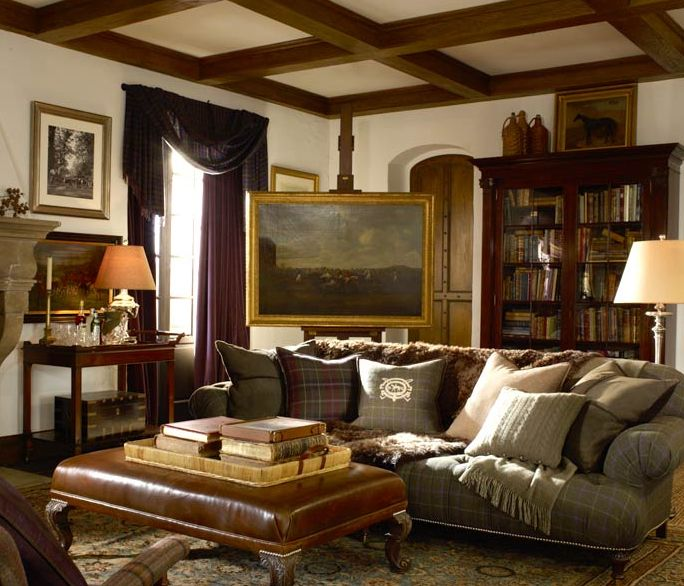 132 best Ralph Lauren Home images on Pinterest | Interior decorating ...