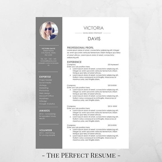 1000+ images about CV + Personliga brev on Pinterest - classic resume template