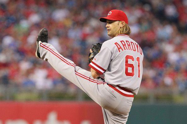Report: Bronson Arroyo receiving interest from the Philadelphia Phillies