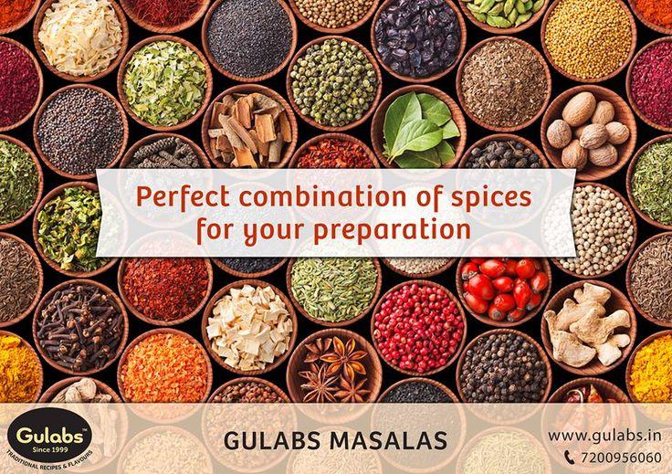 Adding DRAMA to your food - #Gulabs #Masala
