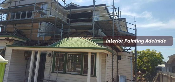 Our #expertpainters will also do interior repairs to the plaster as well as timber besides the interior painting that we do in Adelaide.