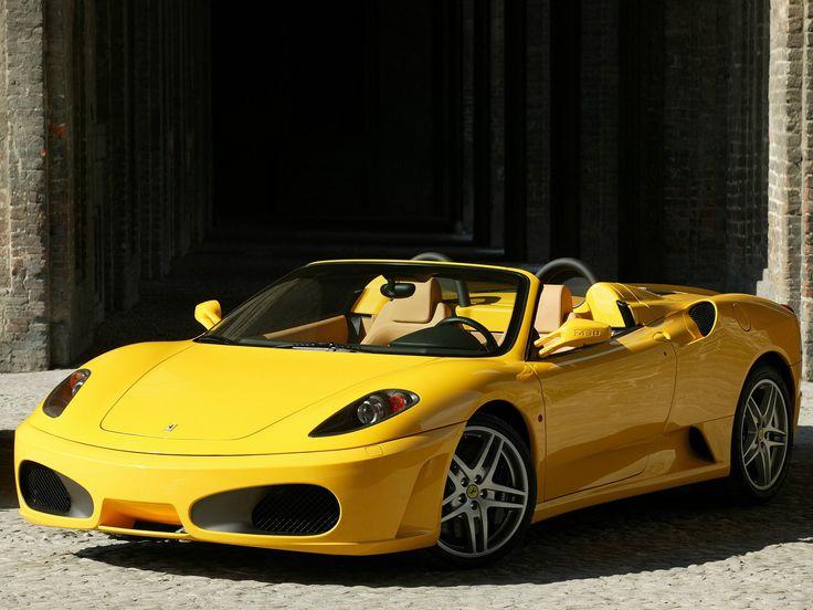 Ferrari F Spider  pictures information specs