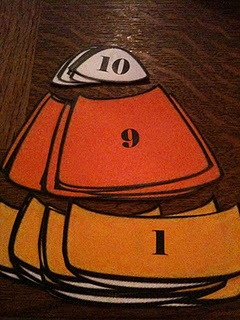 Candy Corn Math Fact FamiliesIdeas, Facts Families, Math Center, Candy Corn, Candies Corn, Math Facts, Corn Facts, Candycorn, Corn Math