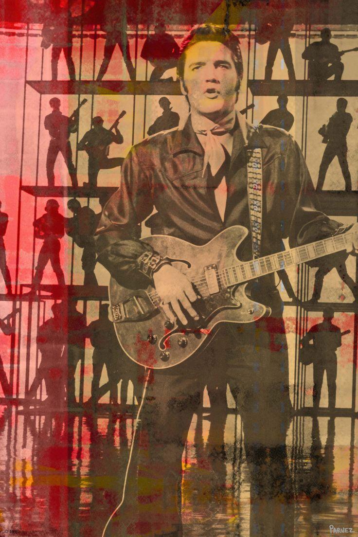 Elvis presley then amp now 25th anniversary collector s edition ebay - Elvis Guitar