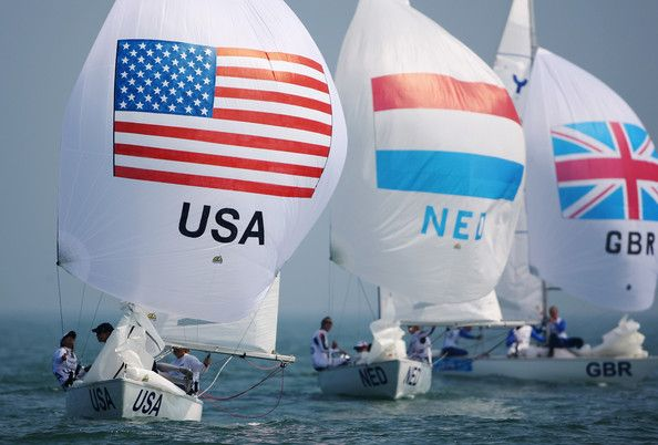 Olympics - Sailing