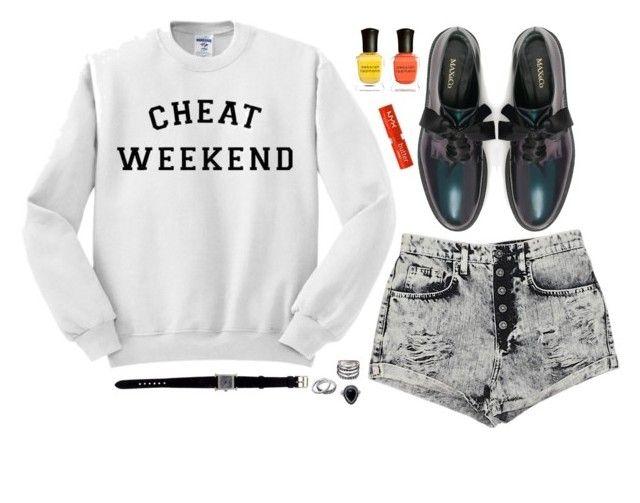 """cheat weekend"" by tara-subono on Polyvore"