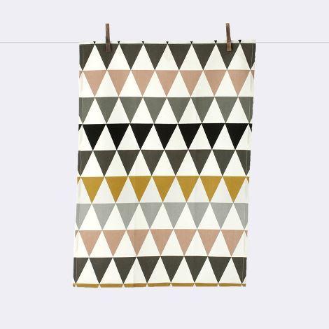 ferm LIVING webshop - Triangle Tea Towel
