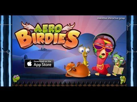 Aero Birdies - Fun, new bird game on ipad and iphone