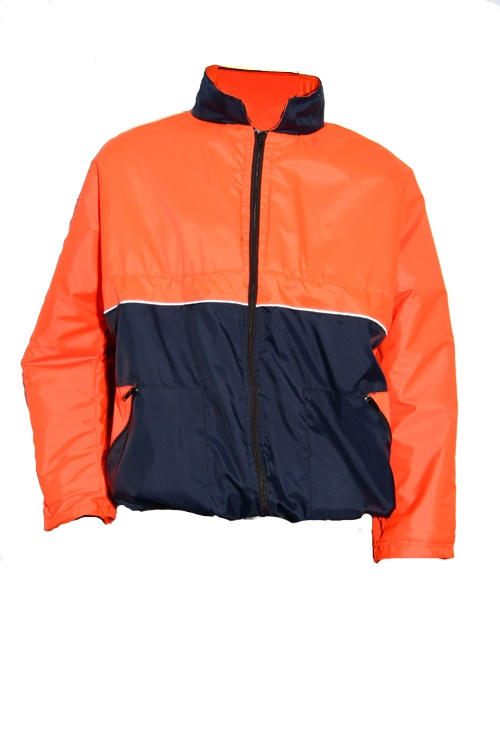 Jacket, Bi-Color