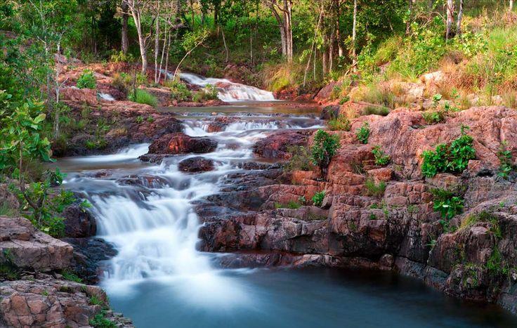 Buley Rockhole Litchfield National Park NT Australia