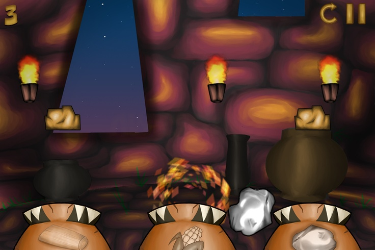 The second project of @SerotoninTech is a mobile videogame called #Tambo and is about the Inca Empire