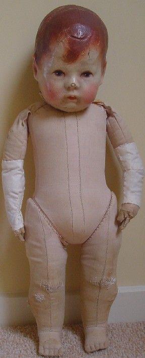 Kathe Kruse Doll I