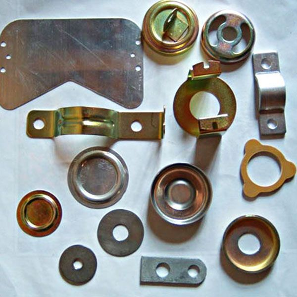 China OEM Metal Works by Stamping and Welding
