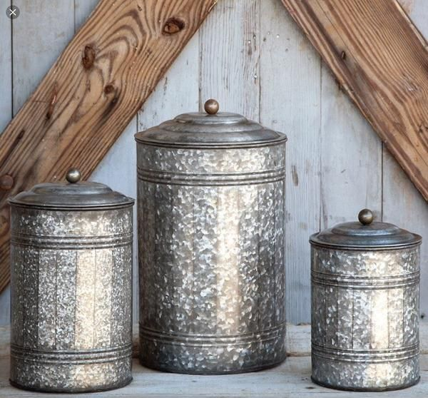 145 best Decor || Kitchen Canisters images on Pinterest | Kitchen ...