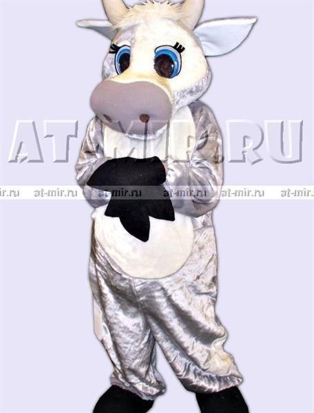 Ростовые фигуры и костюмы коровы