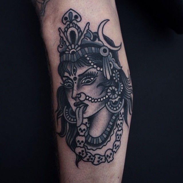 Great Tattoo By Tony Nilsson  Tattoos Pinterest Kali